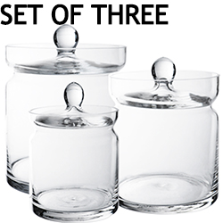 Set of Three (3)