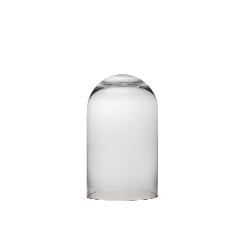 "Glass Cloches. H-10.5"", Wholesale Pack of 8 pcs"