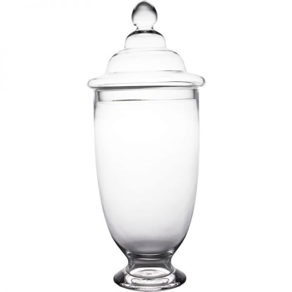 "Apothecary Candy Buffet Jar. H-22.5"", Pack of 2"