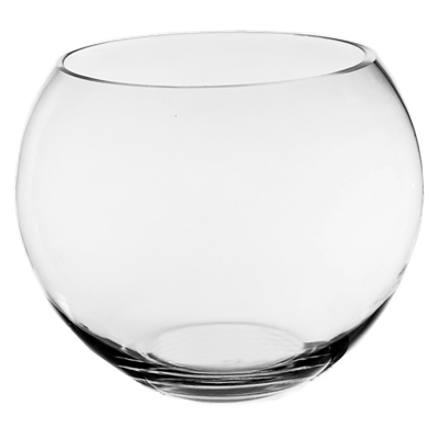 "Bubble Fish Bowl. H-4.5"", Pack of 18 pcs"