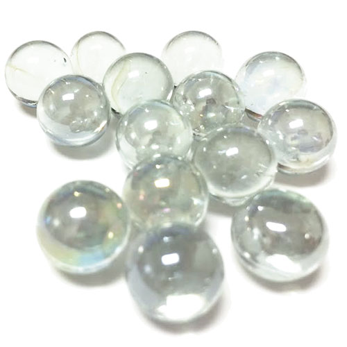 Pebbles: Clear (24 Bags - $1.78/bag) *FREE SHIPPING*