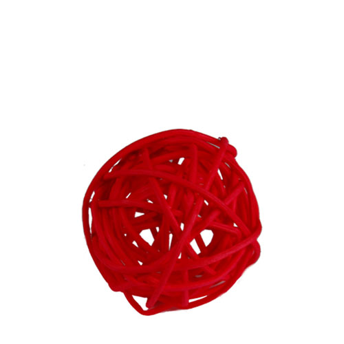 "Twig Ball Vase Fillers: RedSamll D-2""(Pack of 50 bags - $2.40/bag)"
