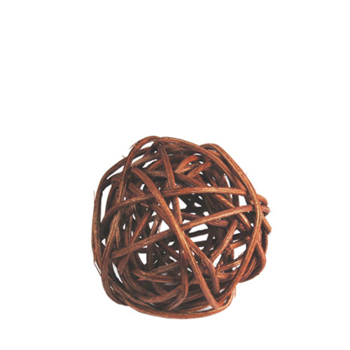 "Twig Ball Vase Fillers: Light BrownSamll D-2""(Pack of 50 bags - $2.40/bag)"