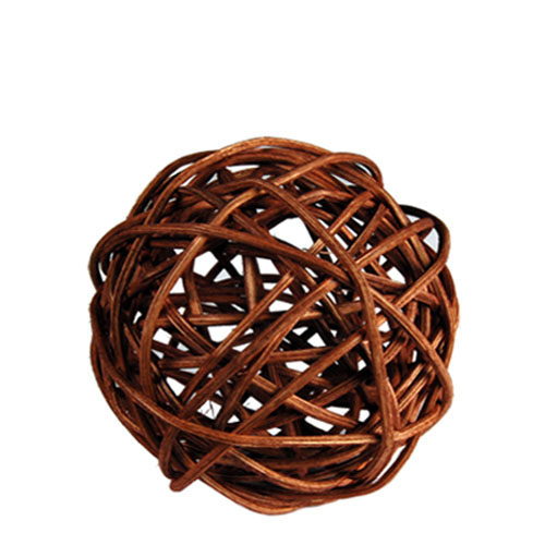 "Twig Ball Vase Fillers: BrownMedium D-3""(Pack of 30 bags - $2.40/bag)"