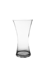 "Flare Vase. H-16"", Pack of 4 pcs"