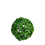 "Twig Ball Vase Fillers: GreenSamll D-2""(Pack of 50 bags - $2.40/bag)"