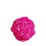 "Twig Ball Vase Fillers: PinkSamll D-2""(Pack of 50 bags - $2.40/bag)"