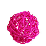 "Twig Ball Vase Fillers: PinkMedium D-3""(Pack of 30 bags - $2.40/bag)"