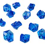 Acrylic Ice: Cobalt Blue (12 bags - $3.60/bag)