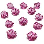 Acrylic Ice: Rose Pink (12 bags - $3.60/bag)