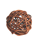 "Twig Ball Vase Fillers: Light BrownMedium D-3""(Pack of 30 bags - $2.40/bag)"